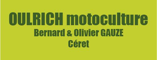 Oulrich Motoculture