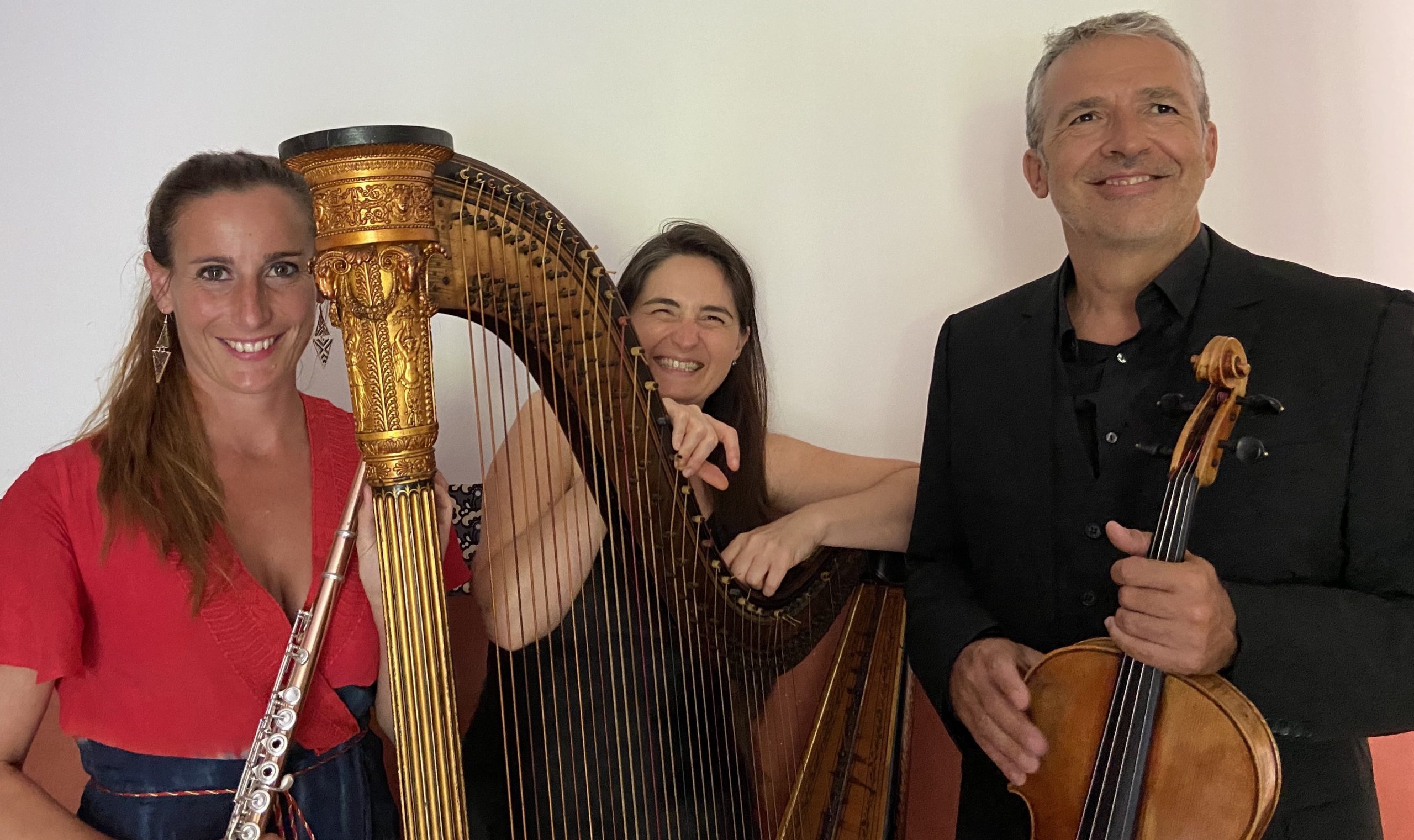 Photo du Trio Vermeil