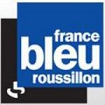 Logo du Radio France Bleu Roussillon