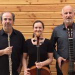 """Trio """" Via Domitia """""""