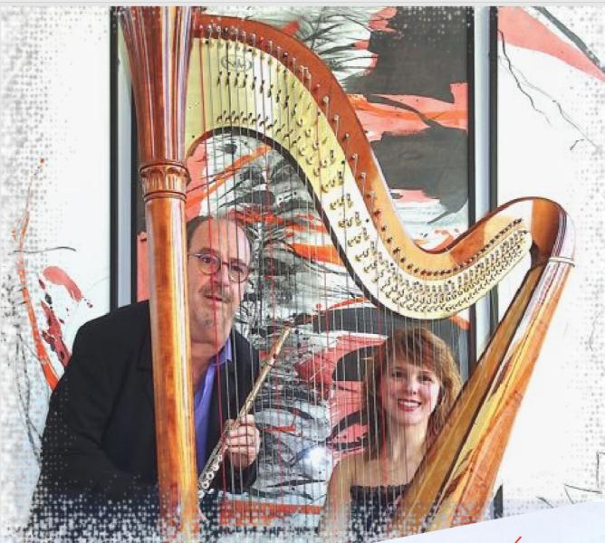 Dou Canopee avec leur instruments