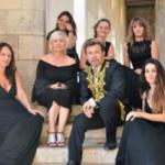 Les Ladies Orchestra avec Jqcques Fredenucci
