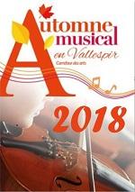 Concerts Automne 2018