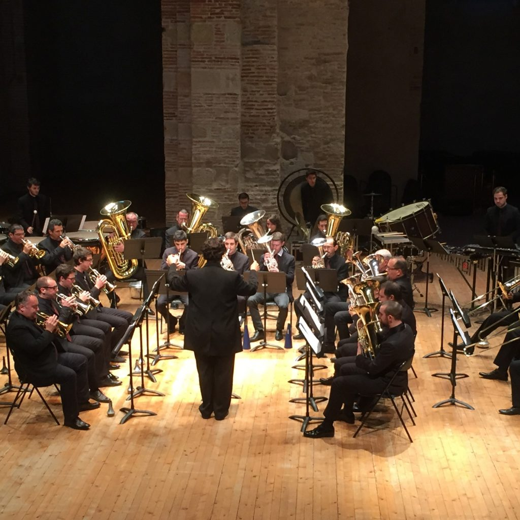 Brass Band de Toulouse sur Scene