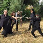 Photo de la Quintette a Vent Notus