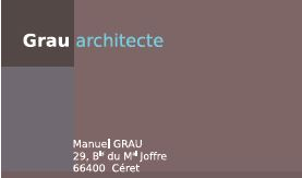 Grau Architecture