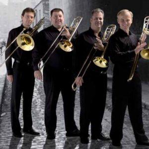 «TrombonissimO» : Quatuor de trombones