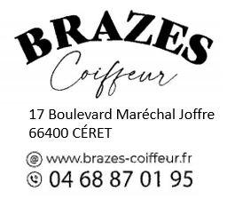 Brazes Coiffeur - Céret